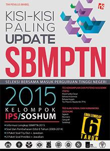 Kisi-kisi Update SBMPTN 2015 Kelompok IPS/SOSHUM