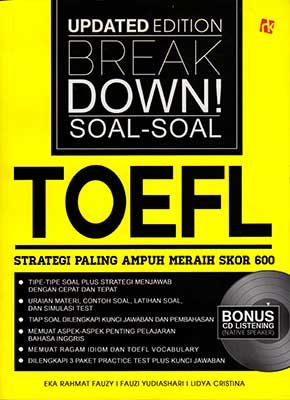 Update Edition Breakdown Soal-soal TOEFL