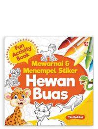 fun-activity-mewarnai-&-menempel-stiker-hewan-buas