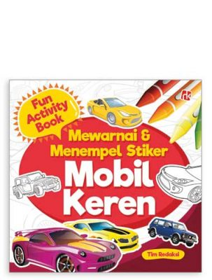 fun-activity-mewarnai-&-menempel-stiker-mobil-keren