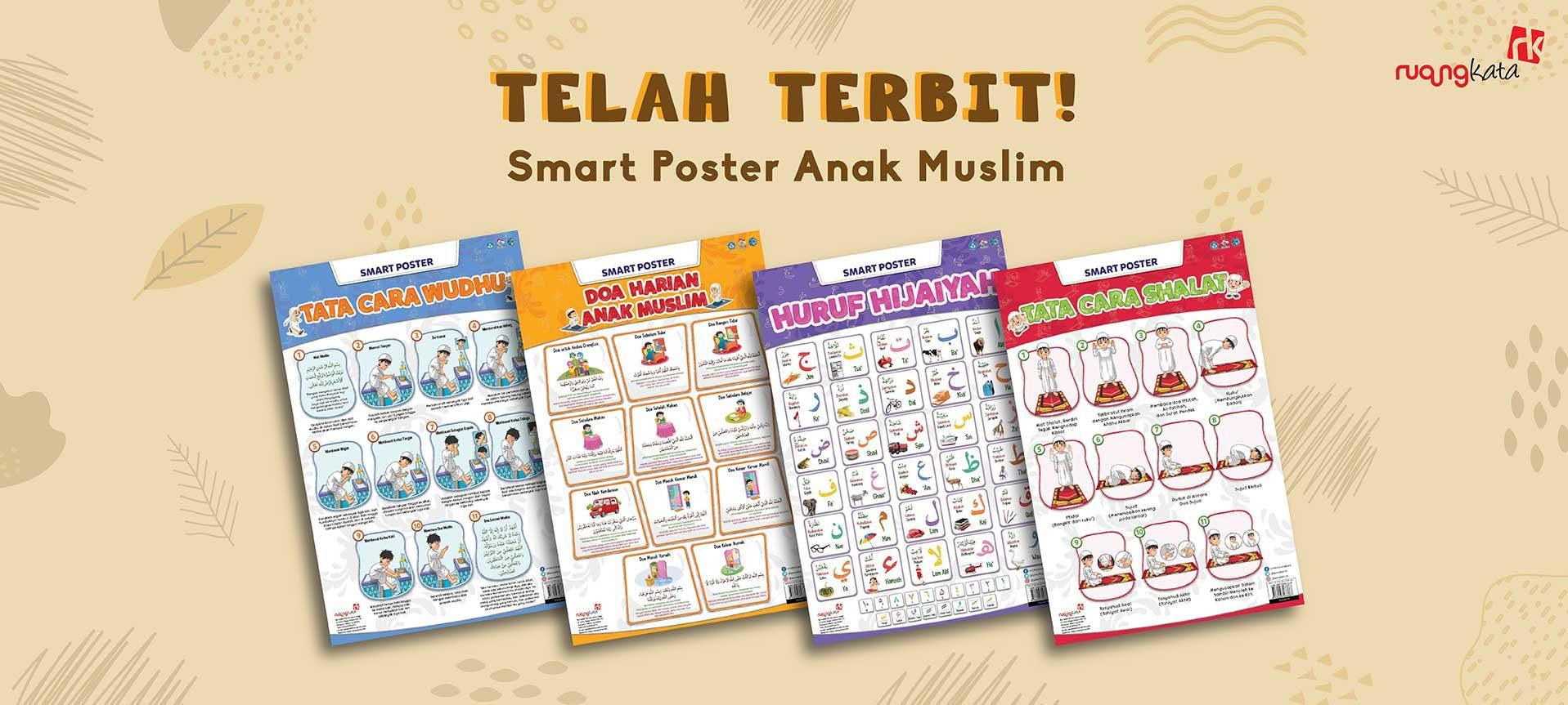 smart poster anak muslim