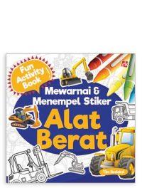 fun-activity-book-mewarnai-&-menempel-stiker-alat-berat