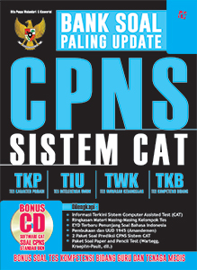 Bank Soal Paling Update CPNS Sistem CAT