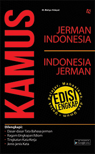 Kamus Jerman-Indonesia; Indonesia-Jerman