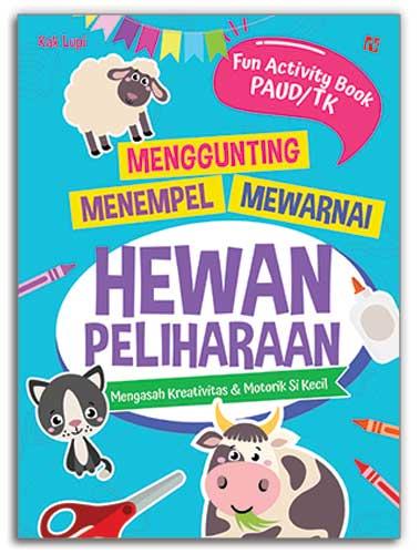 Menggunting-Menempel-Mewarnai-Hewan-Peliharaan