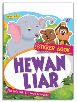 sticker-book-Hewan-Liar