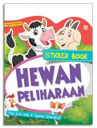 sticker-book-Hewan-peliharaan