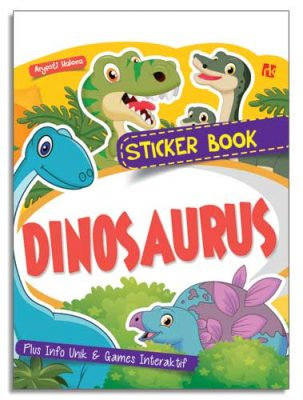 sticker-book-dinosaurus
